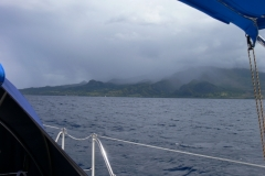 Kis Dominica - Roseau